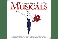 VARIOUS - Musicals-Essential Songs [CD]