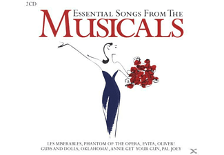 VARIOUS - Musicals-Essential Songs - (CD)