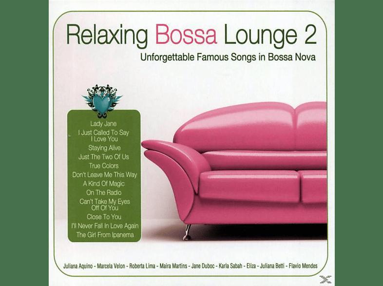 VARIOUS - Relaxing Bossa Lounge 2 [CD]