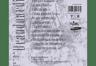 Angelo Branduardi - Il Dito E la Luna  - (CD)