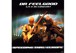 DR.FEELGOOD - LIVE IN CONCERT-SPEEDING  - (CD)