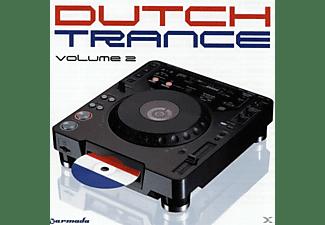 VARIOUS - dutch trance vol.2  - (CD)