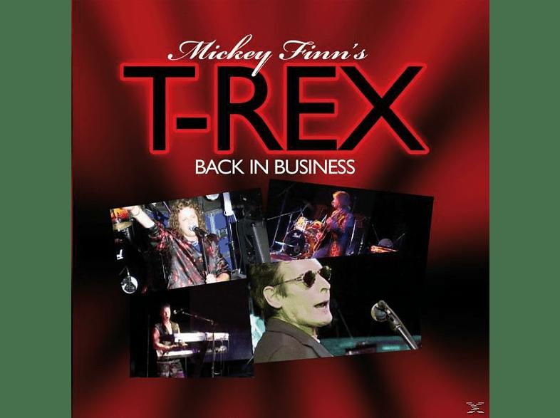 Mickey Finn S T & Rex - Back In Business [CD]
