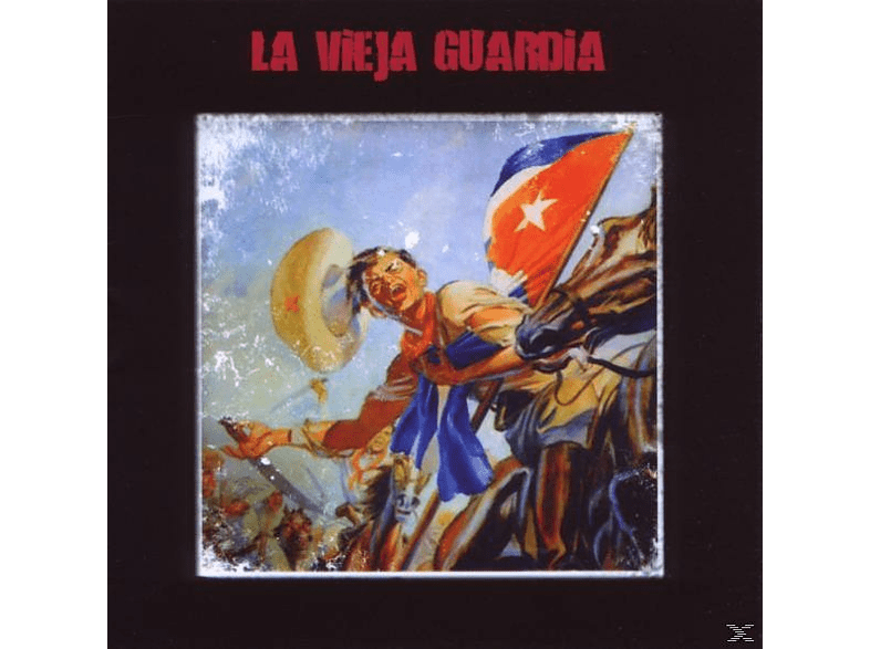 La Vieja Guardia - La Vieja Guardia [CD-Mini-Album]