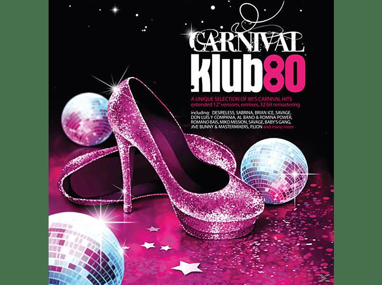 VARIOUS - Carnival Klub80 [CD]