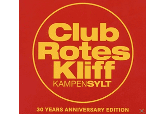 VARIOUS - club rotes kliff-30 years anniversary  - (CD)
