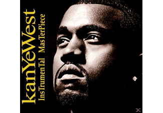 various/kanye west - instrumental masterpiece  - (CD)