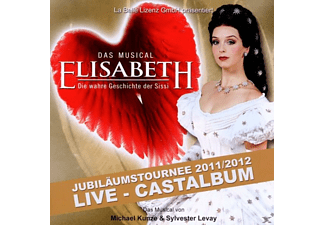 Elisabeth Ensemble - Elisabeth - Das Musical (Live)  - (CD)