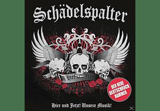 Schädelspalter - Hier Und Jetzt  - (CD)
