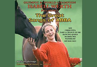 Richard Rossbach - DRESSURREITEN: ISABELL WERTH PRÄS.ABBA  - (CD)
