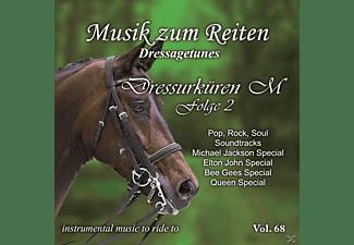 Rossbach,Richard,  Schleiter,Wolfgang - DRESSURKÜREN M-DRESSAGETUNES M-2  - (CD)