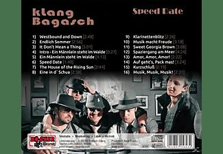 Klang Bagasch - Speed Date  - (CD)