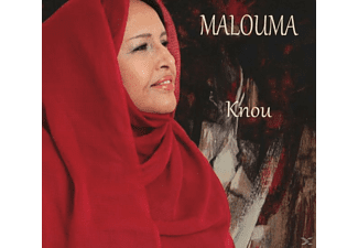 Malouma - Knou  - (CD)