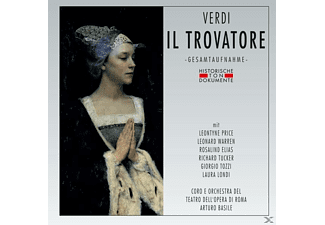Coro E Orchestra Del Teatro Dell`opera Di Roma - Il Trovatore  - (CD)