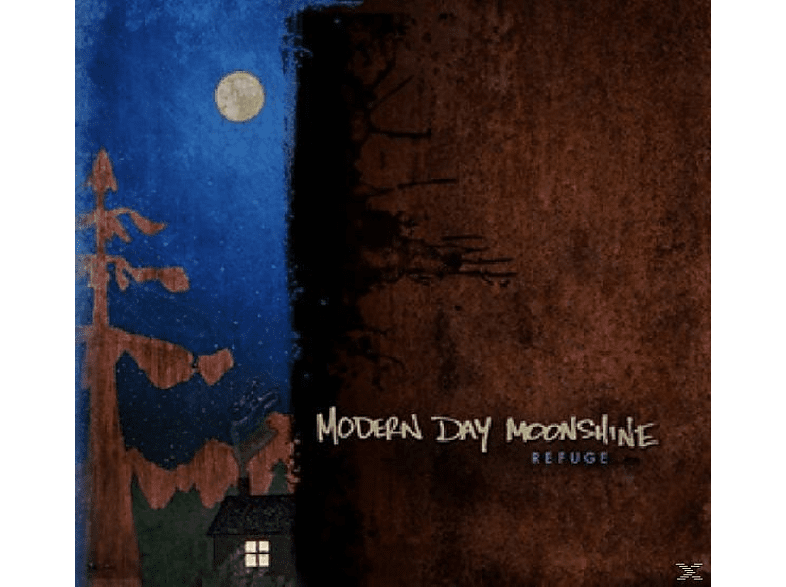 Modern Day Moonshine - Refuge [CD]