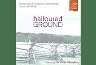 Louis/cincinnati So Langrée - Hallowed Ground [CD]