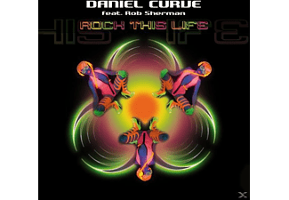 Daniel Curve feat. Rob Sherman - Rock this life  - (Maxi Single CD Extra/Enhanced)