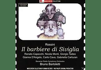 Monti/Tadeo/d'Angelo/Capecchi/Cava/Bartoletti/+ - Il barbiere di Siviglia  - (CD)