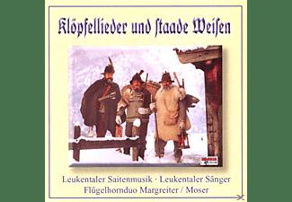 Sänger - Klöpfellieder U.Staade Weisen  - (CD)