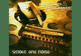 Steve Baker, Baker, Steve / Jones, Chris - Smoke And Noise  - (CD)