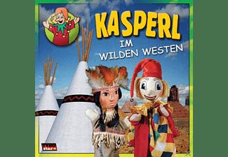 Kasperl - Kasperl im Wilden Westen  - (CD)