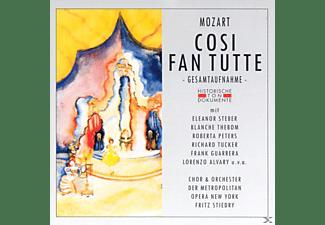 Metropolitan Opera Orchestra & Chorus - Cosi Fan Tutte (Ga)  - (CD)