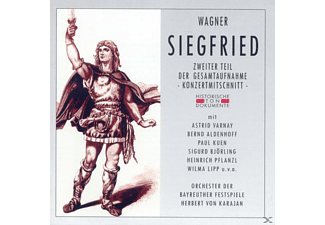 Bfo - Siegfried Zweiter Teil  - (CD)