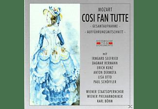 Wiener Philharmoniker, Wiener Staatsopernchor - Cosi Fan Tutte (Ga)  - (CD)