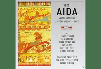 Chor & Orchester Der Wiener Staatsoper - Aida (Ga)  - (CD)