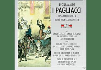 Metropolitan Opera Orchestra & Chorus - I Pagliacci (Ga)  - (CD)
