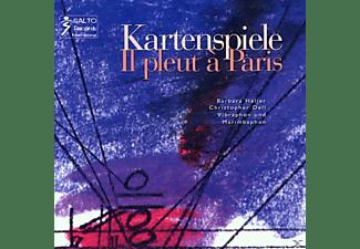 Christopher Dell - Kartenspiele/Il Pleut A Paris  - (CD)