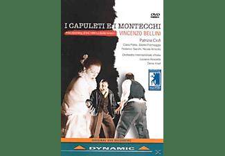 VARIOUS - I Capuleti E I Montecchi  - (DVD)