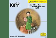 Judith Kerr, Eloquence Junior-judith Kerr - Als Hitler Das Rosa Kaninchen Stahl - (CD)