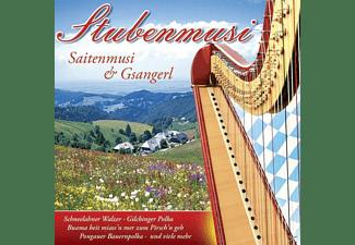 VARIOUS - Stubenmusi-Saitenmusi & Gsangerl  - (CD)
