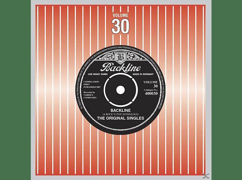 VARIOUS - Backline Vol.30 [CD]