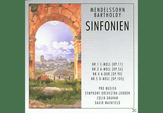 Susan Graham - Sinfonien  - (CD)