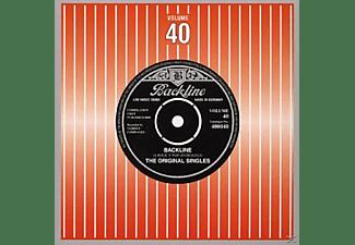 VARIOUS - Backline Vol.40  - (CD)