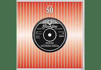VARIOUS - Backline Vol.50  - (CD)