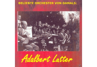 Adalbert Lutter - Beliebte Orchester Von Damals: Lutter  - (CD)
