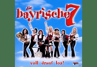 Die Bayrische Sieben - Voll Drauf Los!  - (CD)