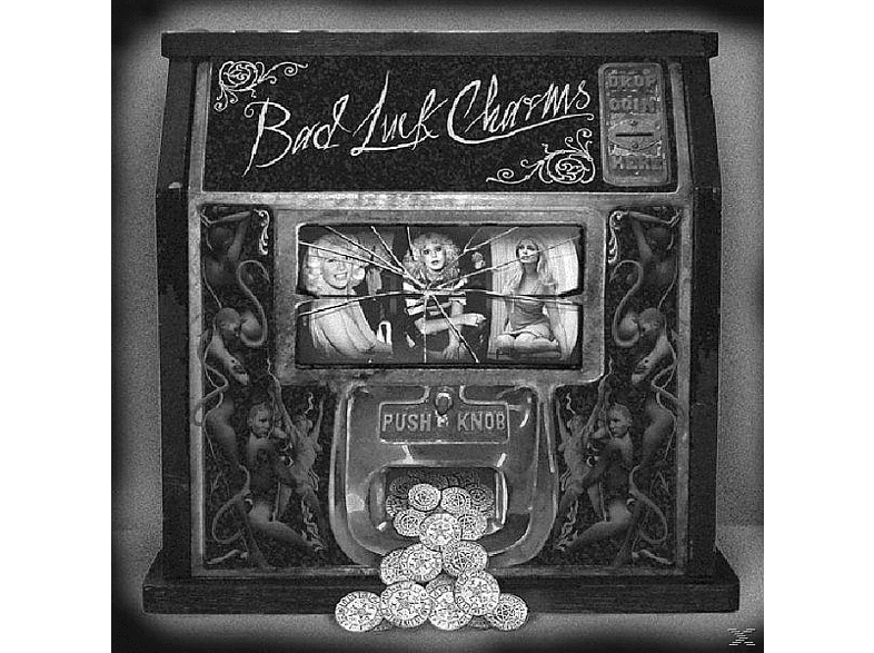 Bad Luck Charms - Bad luck charms [CD]