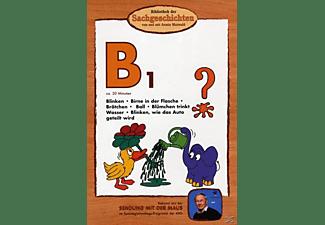 (B1) Birne in Flasche,Brötchen,Blinken DVD