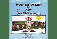 Biermann Wolf - Der Friedensclown [CD]