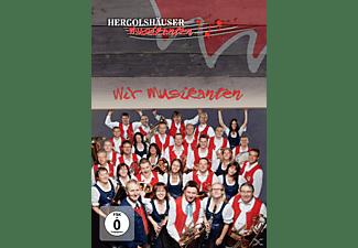 Hergolshäuser Musikanten - Wir Musikanten  - (DVD)