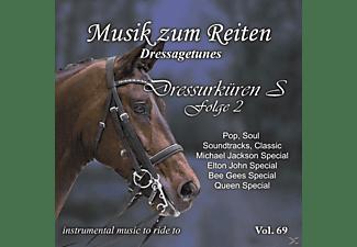 Rossbach,Richard,  Schleiter,Wolfgang - DRESSURKÜREN S-DESSAGETUNES S-2  - (CD)