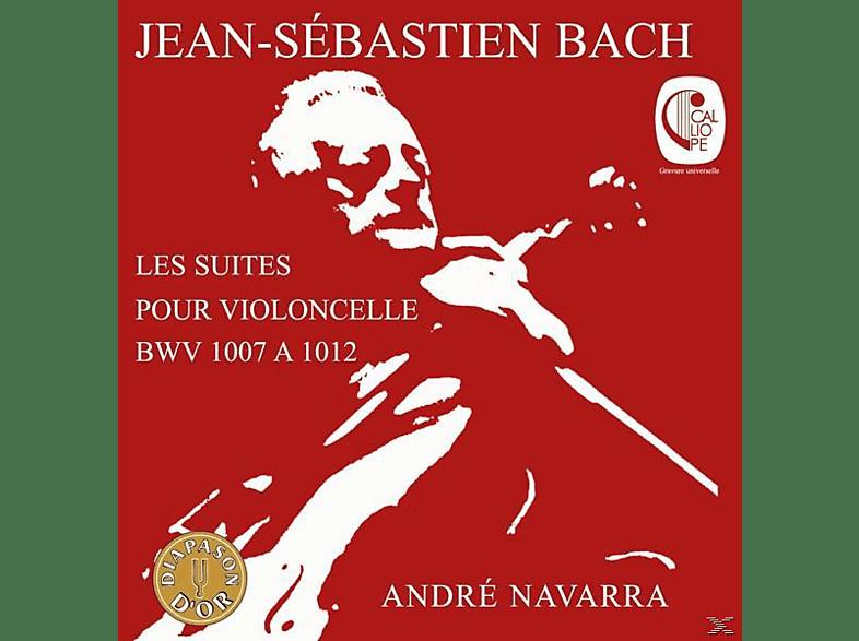 Andre Navarra - Cellosuiten [CD]