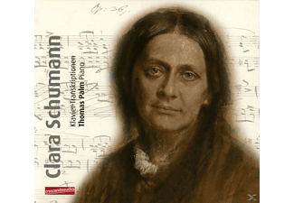 Thomas Palm - Klaviertranskriptionen  - (CD)