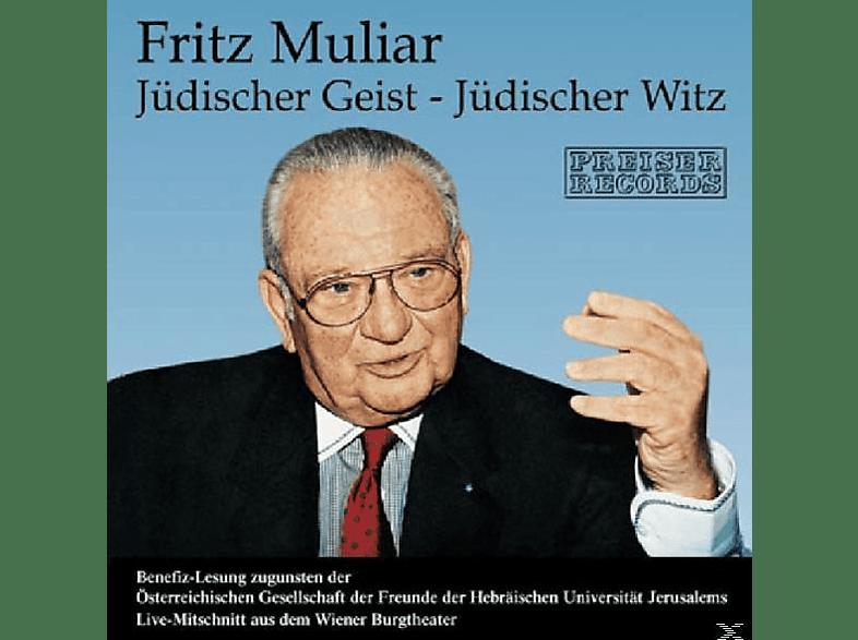 Fritz Muliar - JUEDISCHER GEIST-JUEDISCHER WI - (CD)