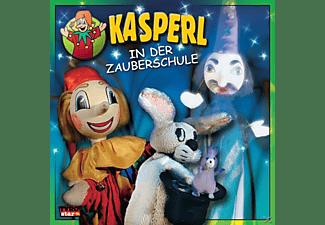 Kasperl - Kasperl in der Zauberschule  - (CD)