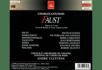 Nicolai Gedda - Faust  - (CD)